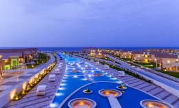 Hotel AQUA BLUE RESORT HRG  (EX ALBATROS SEA WORLD)